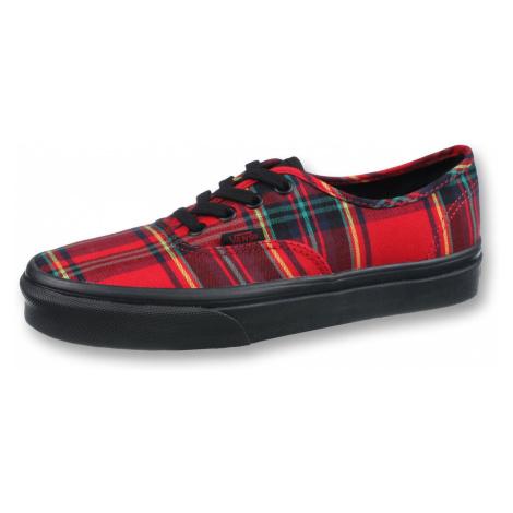 Low Sneakers Unisex - UA Authentic (PLAID MIX) - VANS - VN0A38EMU5P