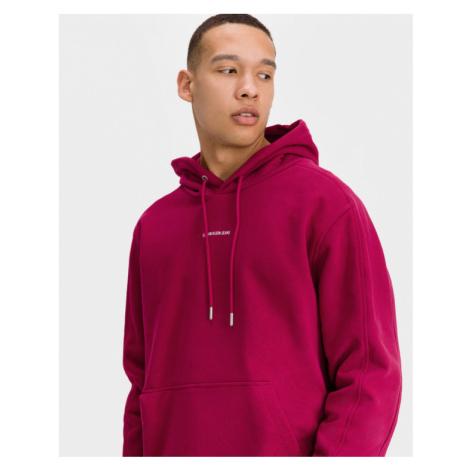 Calvin Klein Micro Branding Sweatshirt Rosa