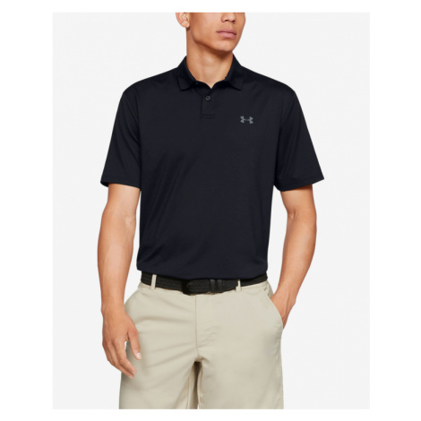 Under Armour Performance Poloshirt Schwarz