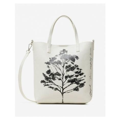 Desigual Botanica Nerima Handtasche Weiß