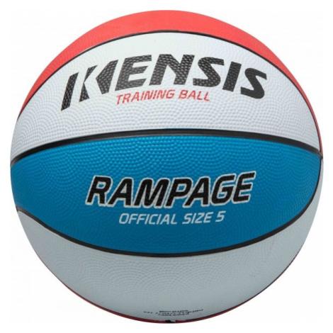 Kensis RAMPAGE5 weiß - Basketball