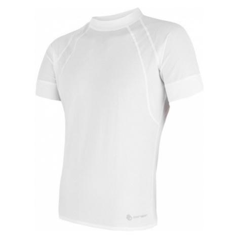 Herren T-Shirt Sensor Coolmax Fresh Air white 16100078