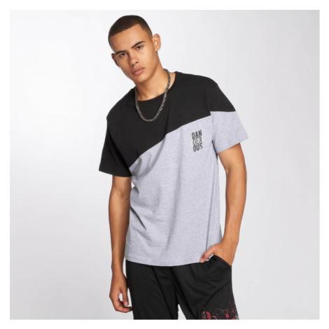 Dangerous DNGRS / T-Shirt Dangerscript in grey