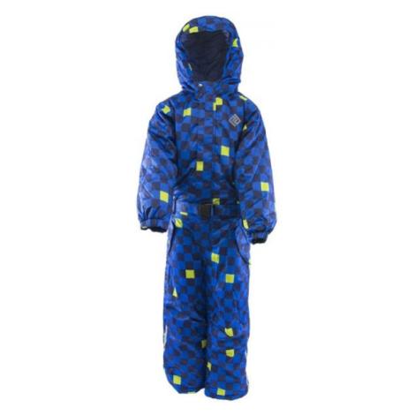 Pidilidi OVERAL blau - Kinder Overall