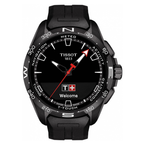 Tissot Hybriduhr T-Touch T1214204705103
