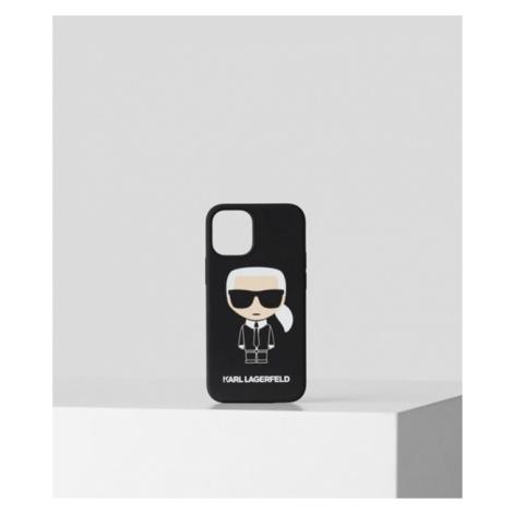 K/Ikonik Handyhülle für iPhone 12/12 Pro Karl Lagerfeld