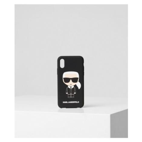 K/Ikonik Handyhülle für iPhone X/XS Karl Lagerfeld