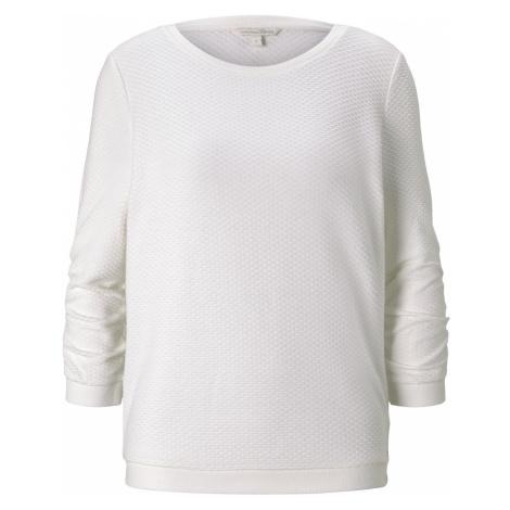 Tom Tailor Denim Damen Pullover Structured Sweat