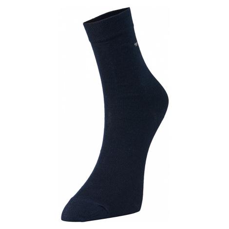 TOM TAILOR Kinder Socken im Dreierpack, blau, unifarben