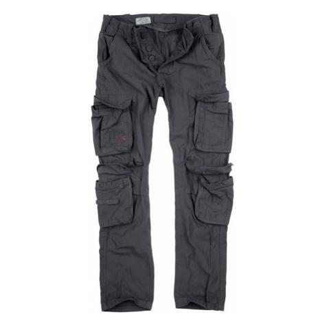 Surplus Airborne Vintage Slimmy Fit Pants Anthracid