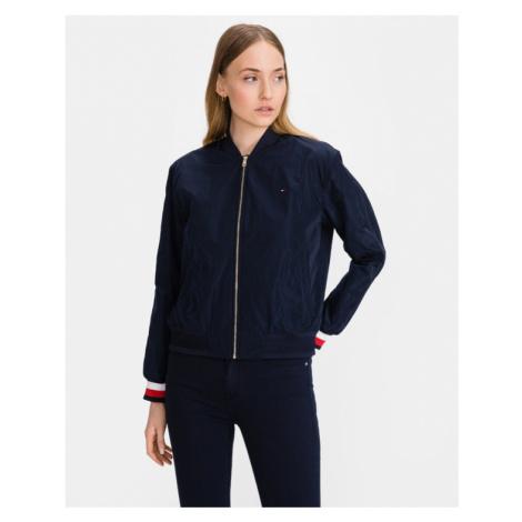 Tommy Hilfiger Essential Bomber Jacket Blau