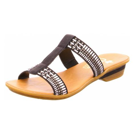 Pantoletten und Flip Flops für Damen Rieker