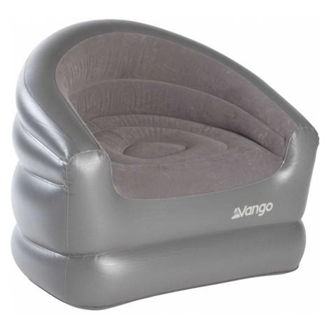 Vango Inflatable Chair Luftsessel grau,nocturne grey