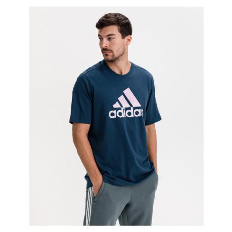 adidas Performance T-Shirt Blau