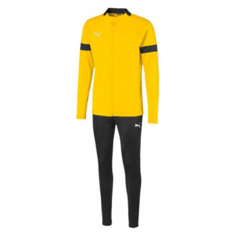 Puma ftblPLAY Tracksuit gelb - Trainingsanzug