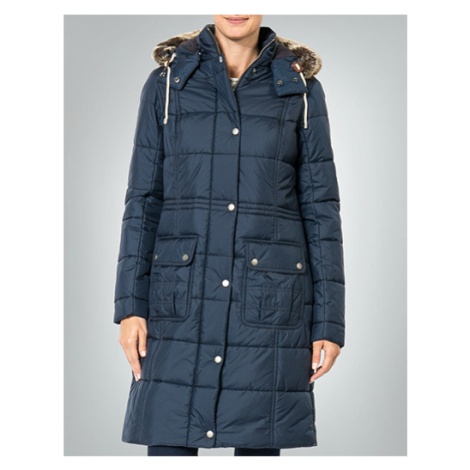 Barbour Damen Mantel Winterton navy LQU0841NY51