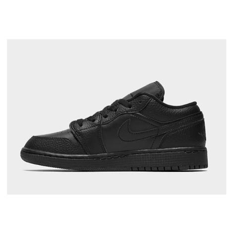 Jordan Air Jordan 1 Low Kinder - Black - Kinder, Black
