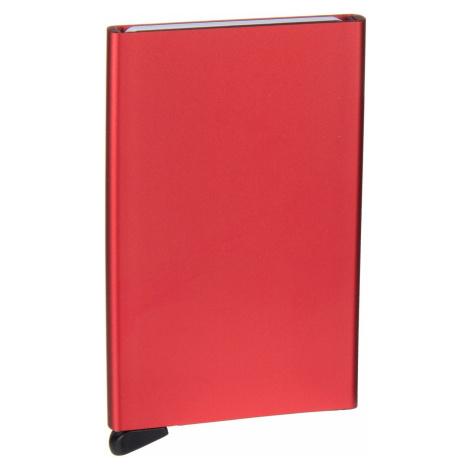 Secrid Kartenetui Cardprotector Red (0.1 Liter)