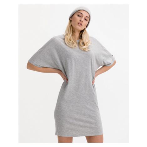SuperDry Kleid Grau