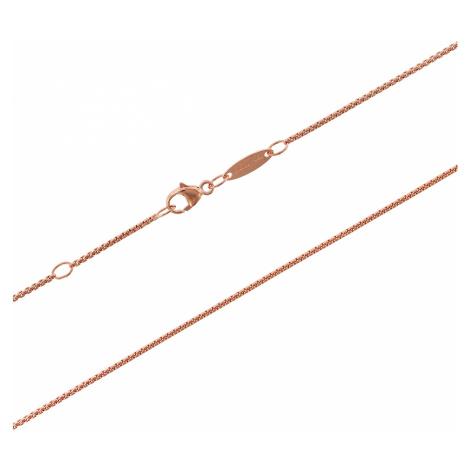 Thomas Sabo KE1106-415-12 Damen-Kette Venezia Silber roségold