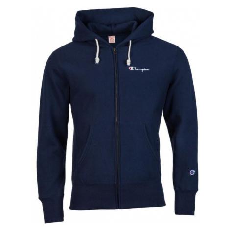 Champion HOODED FULL ZIP SWE dunkelblau - Herren Sweatshirt