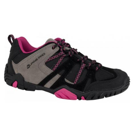 ALPINE PRO MAGGOTT rosa - Damen Trekkingschuhe