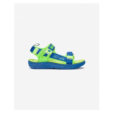 Lee Cooper Sandalen Kinder Blau Grün