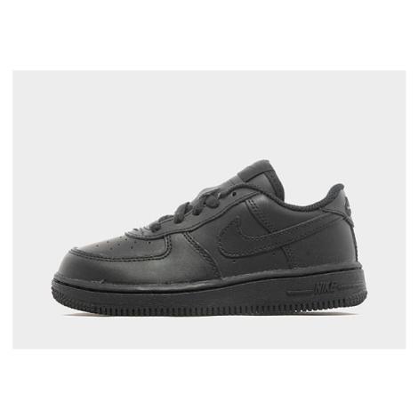 Nike Air Force 1 Low Baby - Black/Black/Black - Kinder, Black/Black/Black
