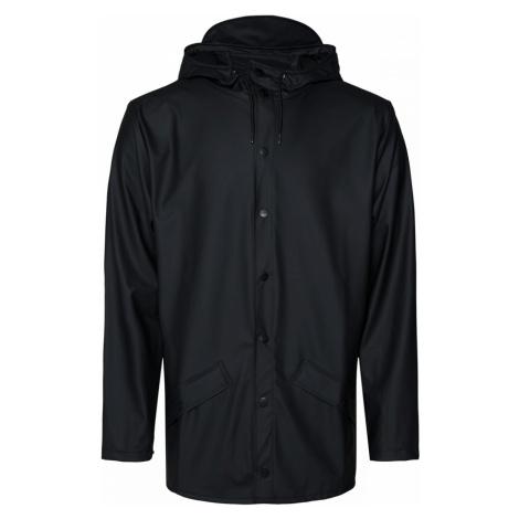 Rains Regenjacke Jacket 1201 L/XL Black