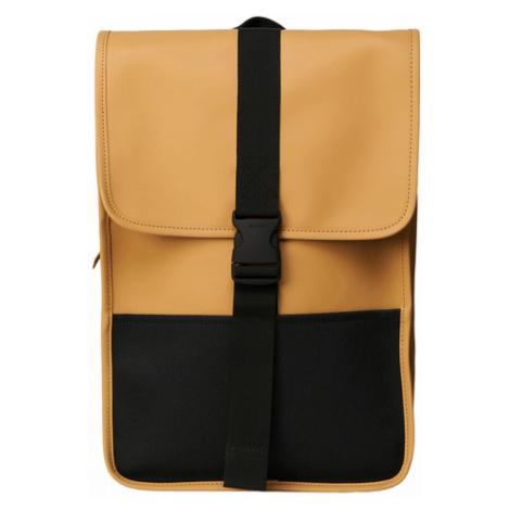 Rains Rucksack Buckle Backpack Mini 1370 Khaki