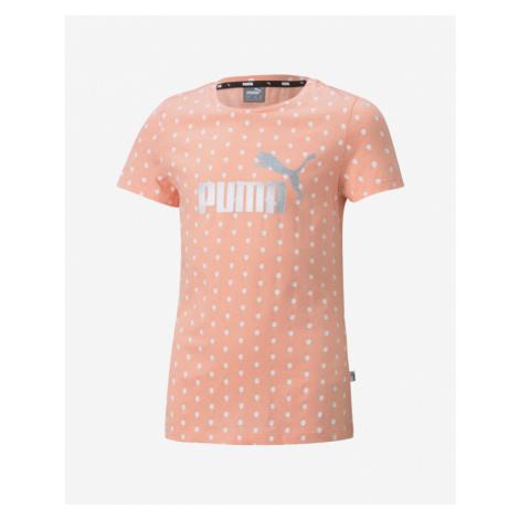 Puma Essentials Kinder  T‑Shirt Orange