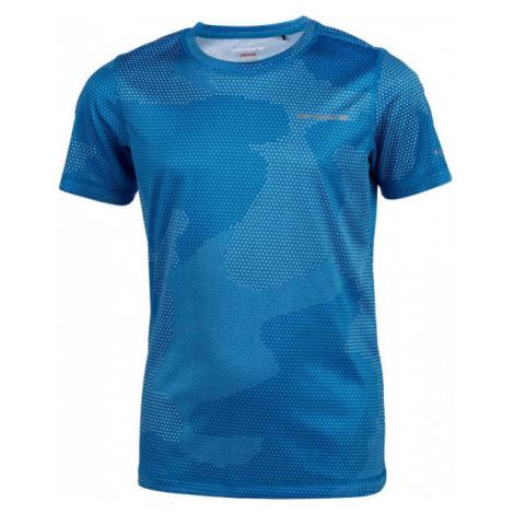 Arcore LUCIAN blau - Jungen Laufshirt
