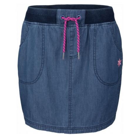 Willard KAZIA blau - Damenrock im Jeanslook