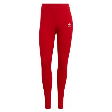 Adidas Originals Leggings Damen 3 STR TIGHT GN8076 Rot