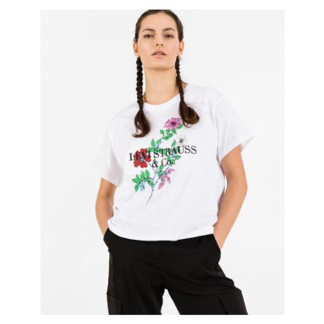 Levi's® Graphic Varsity T-Shirt Weiß Levi´s