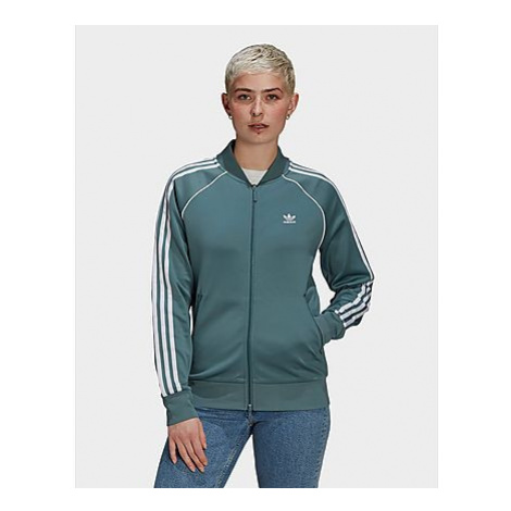 Adidas Originals Primeblue SST Originals Jacke - Hazy Emerald - Damen, Hazy Emerald