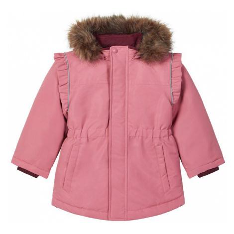NAME IT Snow03 Funktions Skijacke Damen Pink