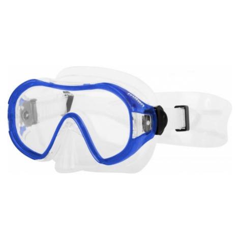Miton POSEIDON JR blau - Tauchmaske für Kinder