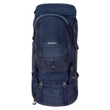 Rucksack Husky Expedition Ravel 60+10l blau