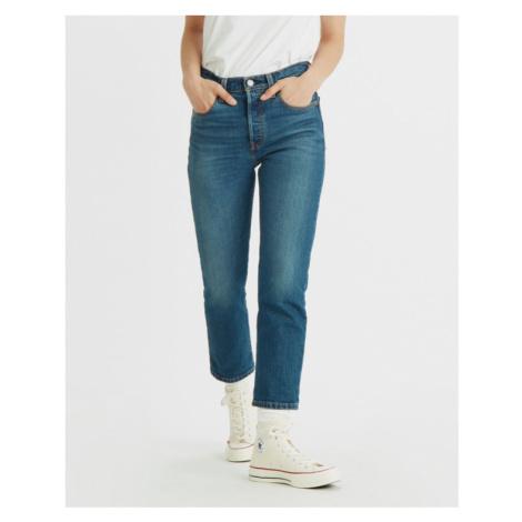 Levi's® 501® Crop Jeans Blau Levi´s