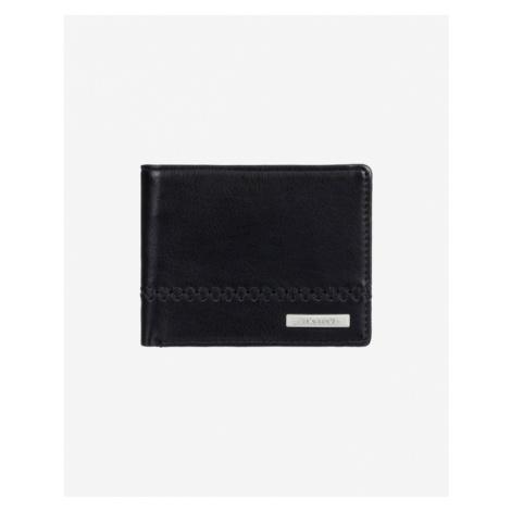 Quiksilver Stitchy Bi Fold Wallet Schwarz