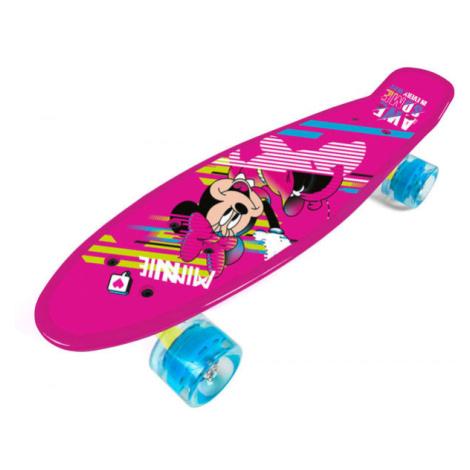 Rollschuhe und Skateboards Disney