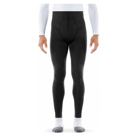 Falke Herren Long Pant Leggings Wool Tech
