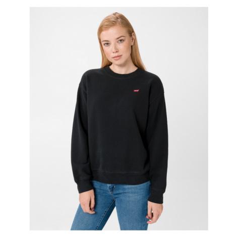 Levi's® Standard Crew Sweatshirt Schwarz Levi´s