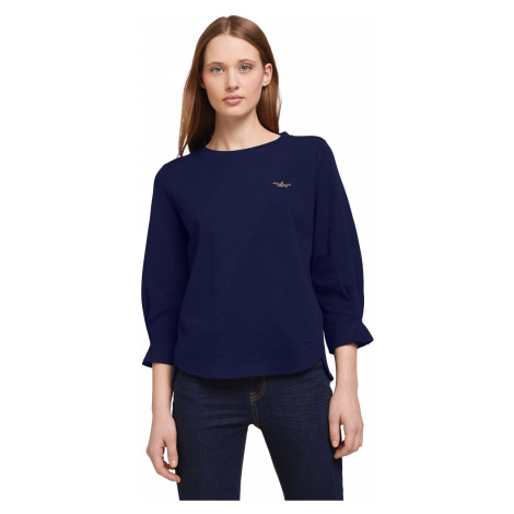 Tom Tailor Denim Sleeve Sweater