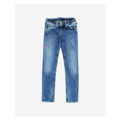 Pepe Jeans Jeans Kinder Blau