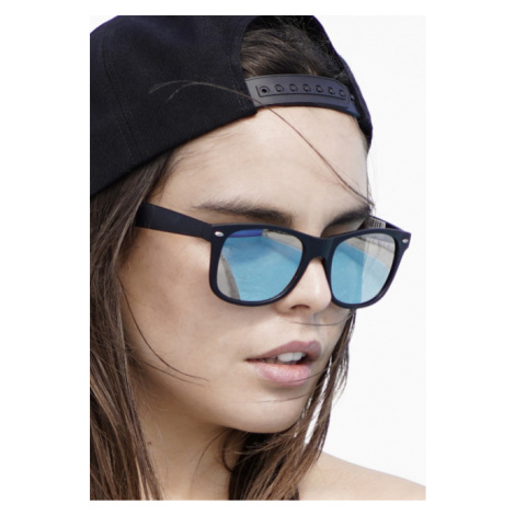 Urban Classics Sunglasses Likoma Youth blk/blue