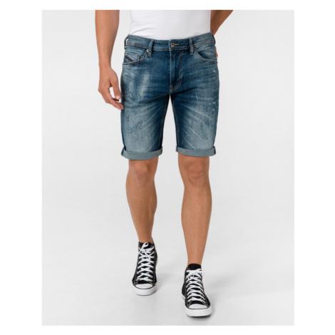 Diesel Thoshort Shorts Blau