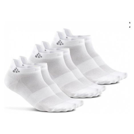 Socken CRAFT Shaftless 3-pack 1906059-900000 - white