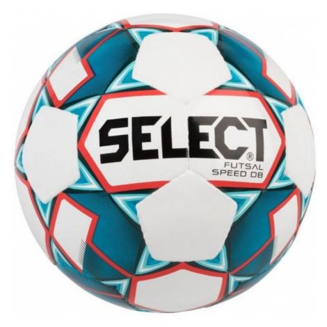 Futsal- Ball Select FB Futsal Speed DB weiß blue Grösse. 4